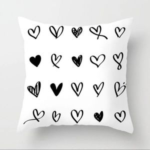 Other - Graphic Print Pillow cover